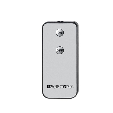 Remote Control For Flame Bulb