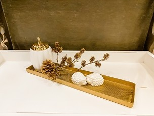 Gold Tray Gift Bundle